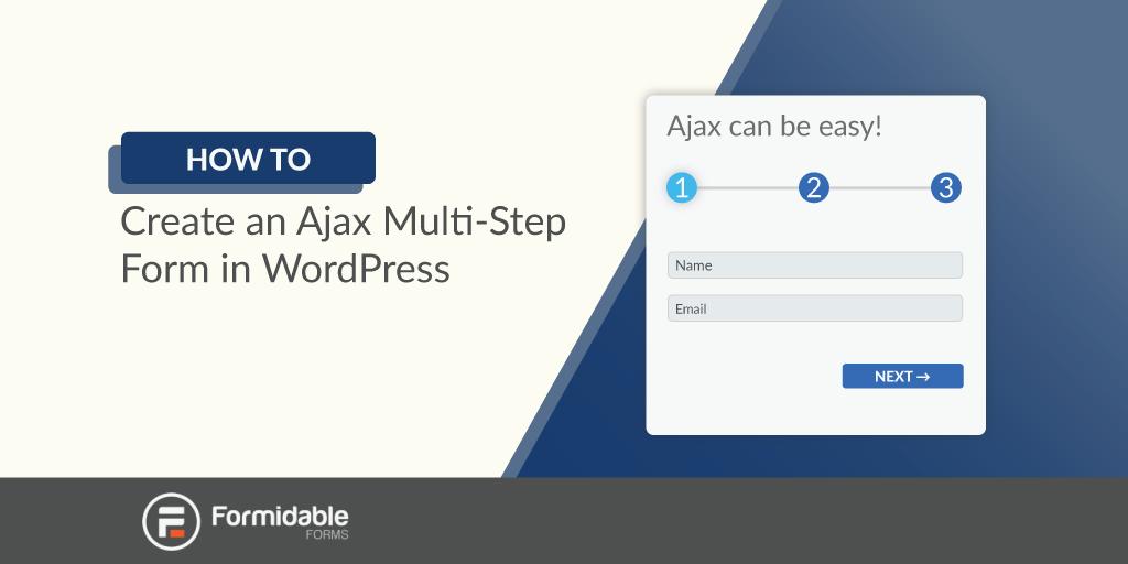ajax-multi-step-form-wordpress