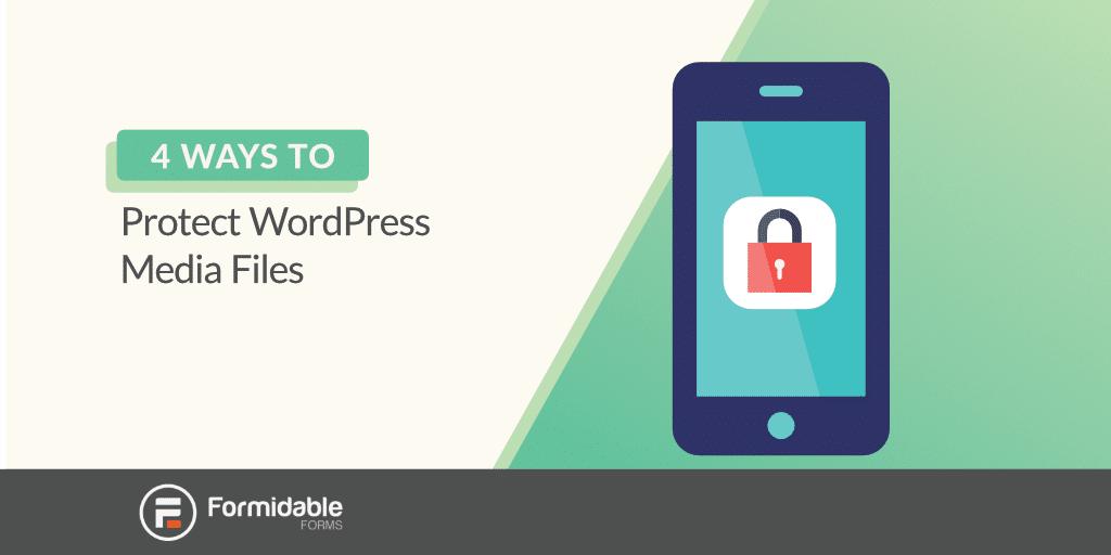protect-wordpress-media-files